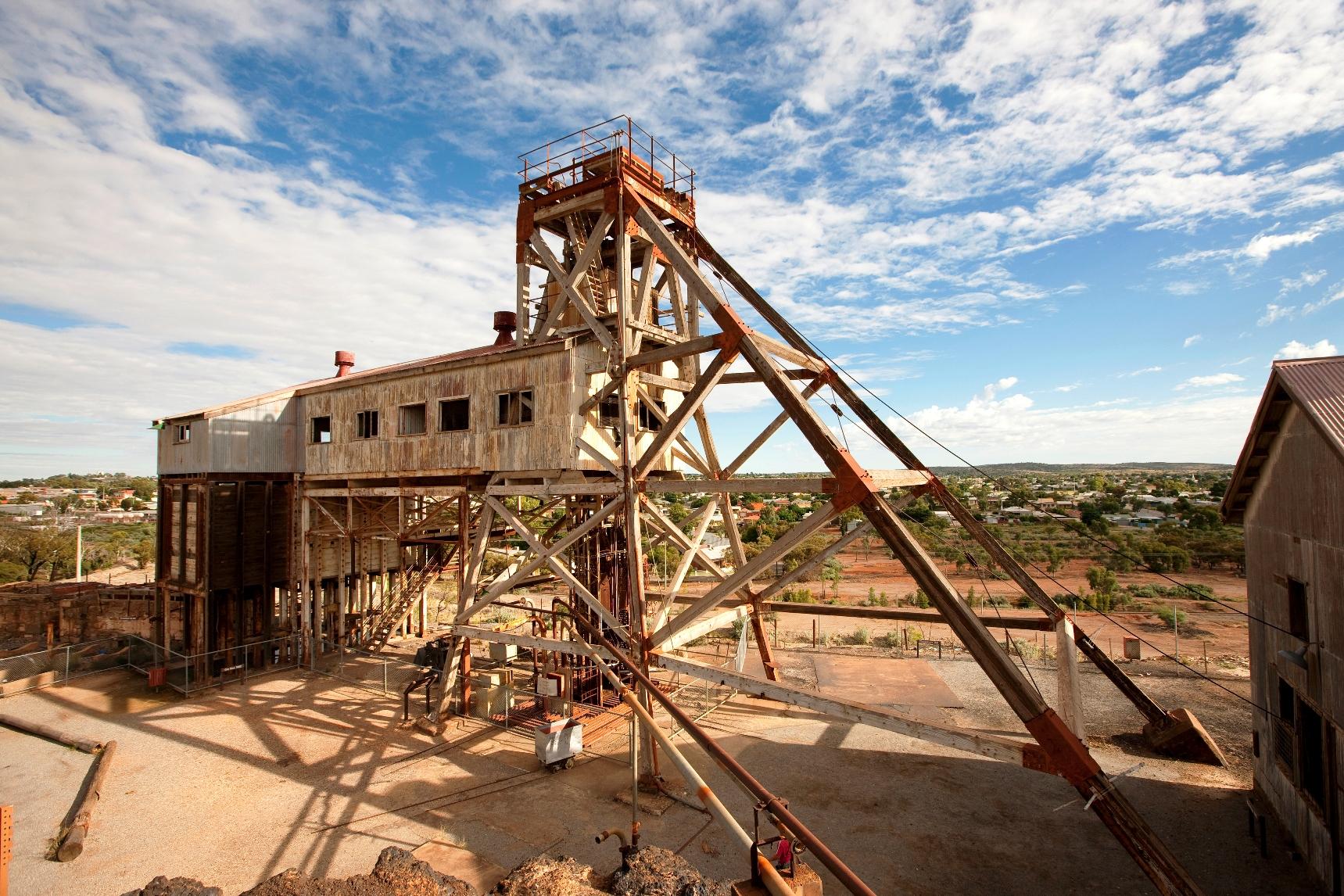 Brown's Shaft, North Mine