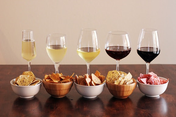Wine 121 Cheese Spread Appetizer or our Wine 121 Meat Plate