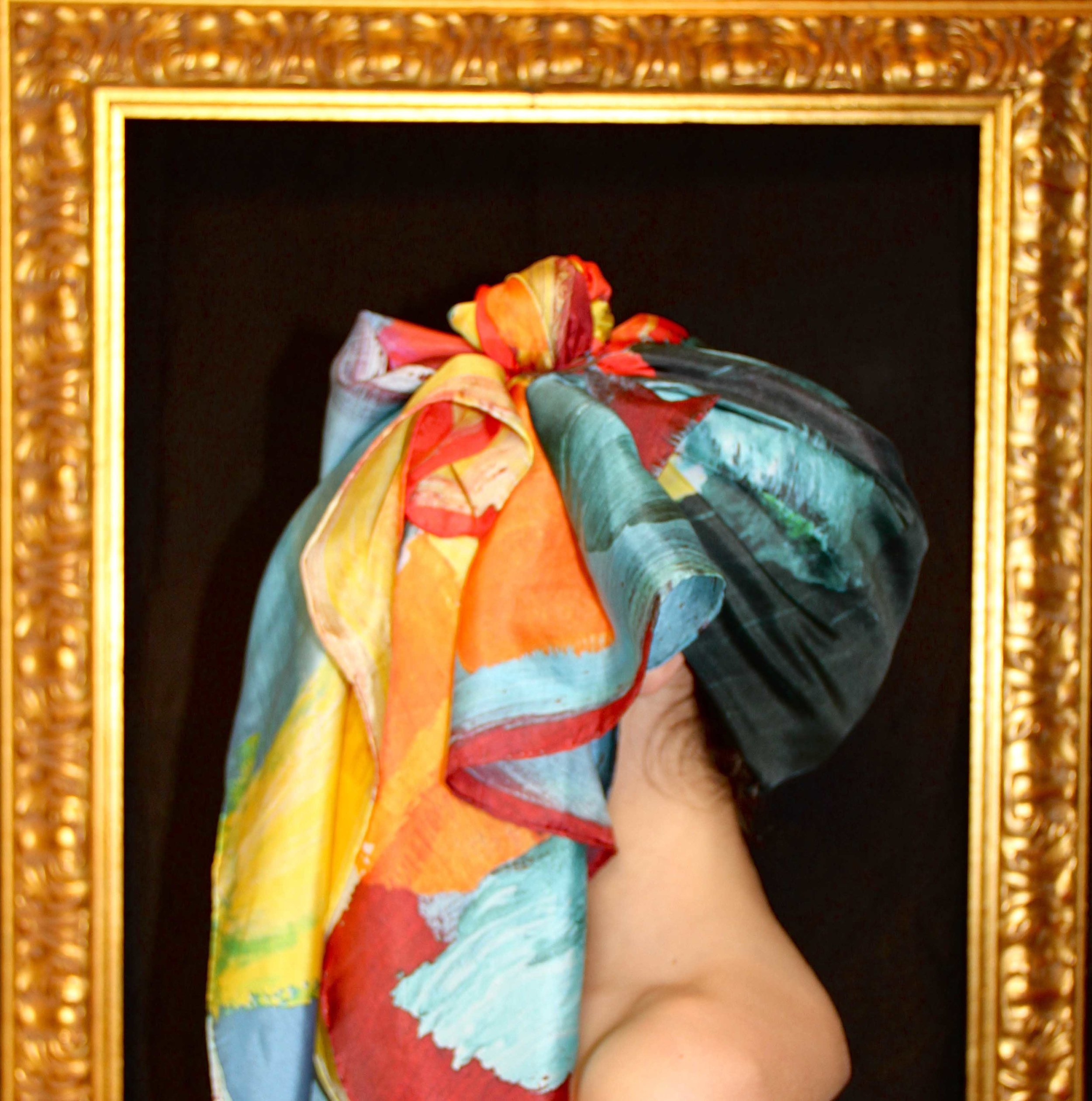 Colour Chemistry Dappled scarf 1.jpg