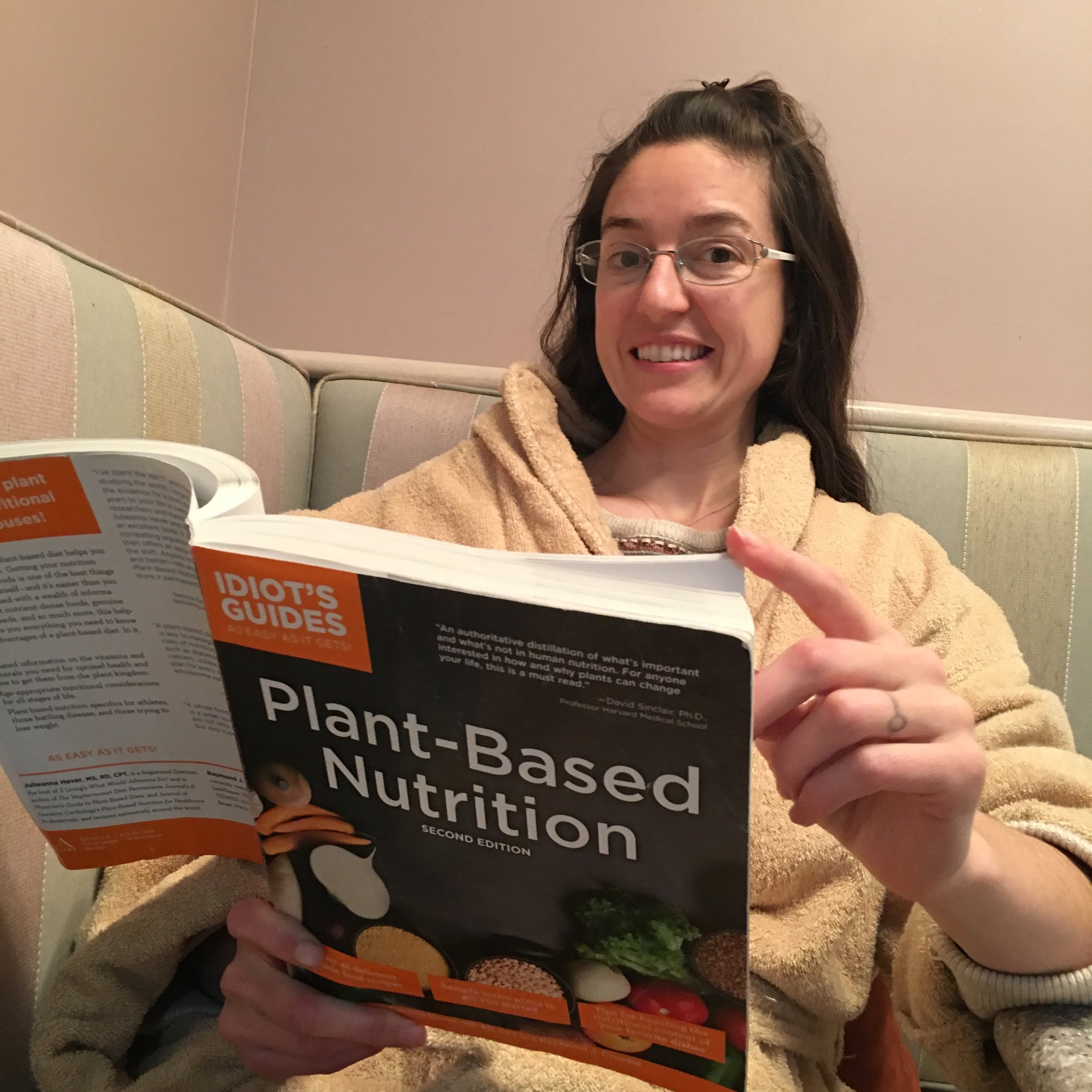 """Plant-Based Nutrition, Second Edition"" (2018) by Julieanna Hevers and Raymond Cronise"