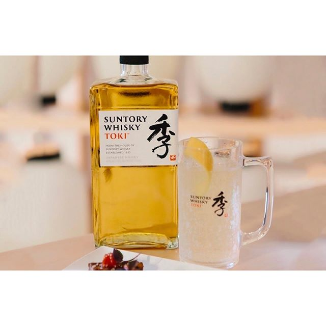 """Save the date 7/3 July 4th Eve! Toki Highball is served with special original glass. Don't miss it! @suntorytoki """"TOKI HIGHBALL PARTY"""" DATE : JULY, 3rd (Wed)  All standing, check in  between 6-8pm, party ends 10pm  Advance reservation : $35 / Walk In : $40 Included Takumen Special Assorted Plate + 2 glasses of TOKI HIGHBALL + Tax and Tips  Reservation : 718.361.7973 Call now!  xxxxxxxxxxxxxxxxxxxxxxxxxxxxxxxxx -About TOKI HIGHBALL- TOKI : Special Japanese whisky exclusive for US by SUNTORY.  TOKI is a blended japanese whisky from SUNTORY's three distilleries:YAMAZAKI , HAKUSHU and CHITA. HIGHBALL: Japanese style high quality whisky soda.  HIGHBALL TOWER : SUNTORY has invented a special high carbonated highball tower and made it possible to create the super high quality highball with TOKI Japanese Whiskey. xxxxxxxxxxxxxxxxxxxxxxxxxxxxxxxxx @suntorytoki  #tokitime #tokihighball  #houseofsuntory  #highball #ハイボール #japanesewhiskys #tokiwhisky #季 @takumenlic  #izakaya #japaneserestaurant  #japanesetapas #lic #longislandcity #lunch #dinner #ramen #ricebowl"""