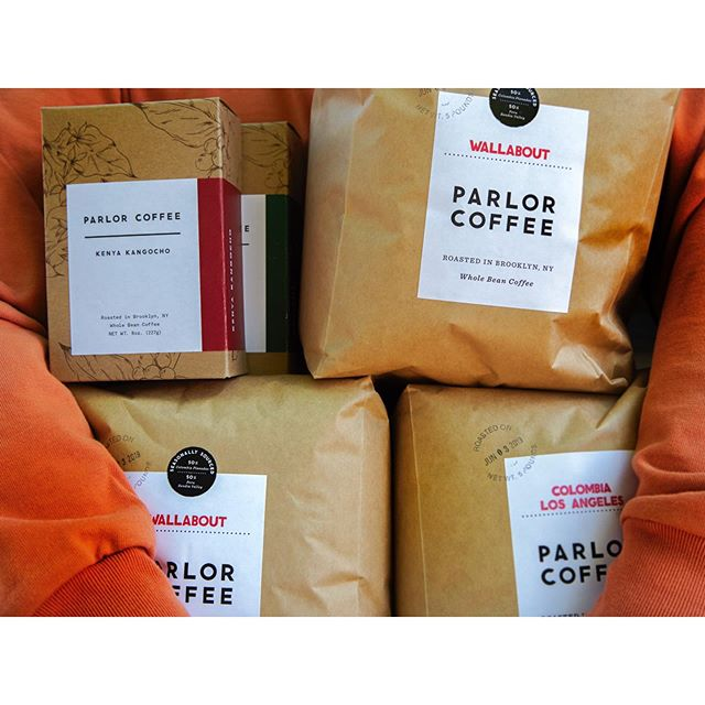 Proudly serving @parlorcoffee  we sell fresh roasting coffee beans at the cafe. Please check them out! @takumenlic  #parlorcoffee #izakaya #japaneserestaurant  #japanesetapas #lic #longislandcity #lunch #dinner #ramen #ricebowl #cafe #espresso #icedcoffee #brewedcoffee
