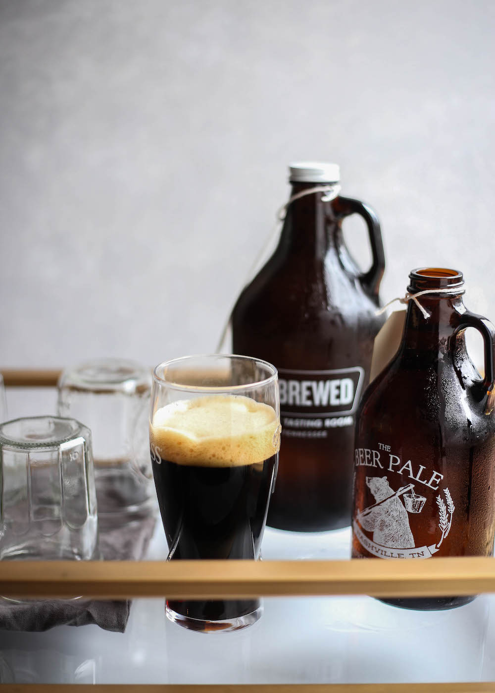Growler of Beer