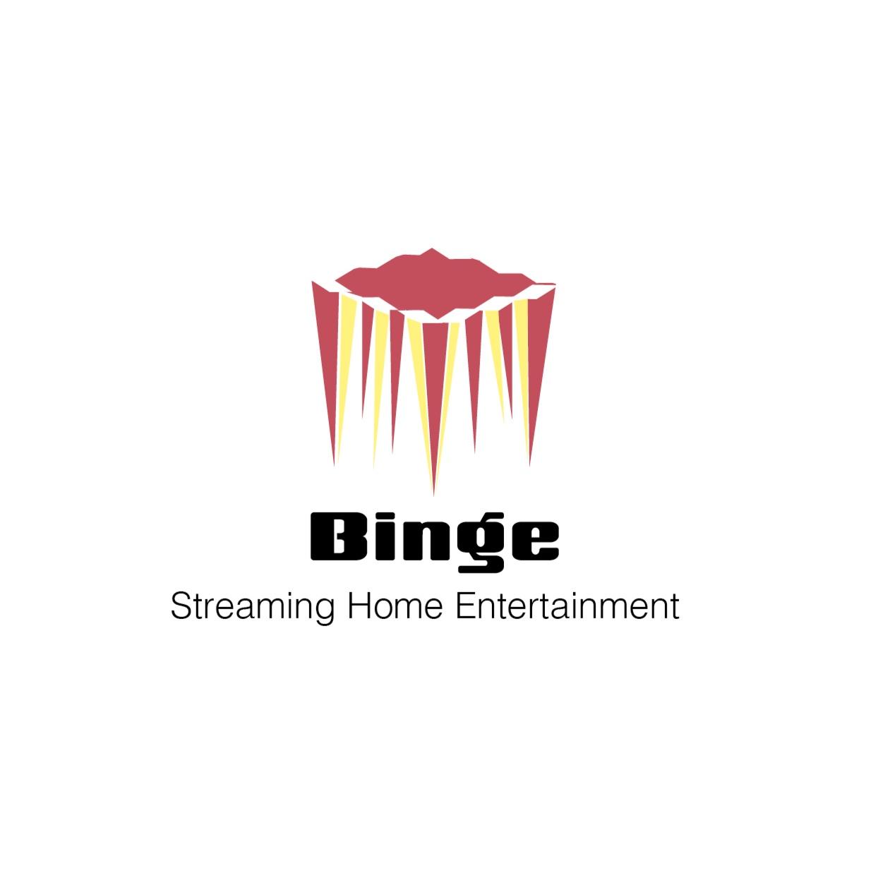 Binge Logo Design