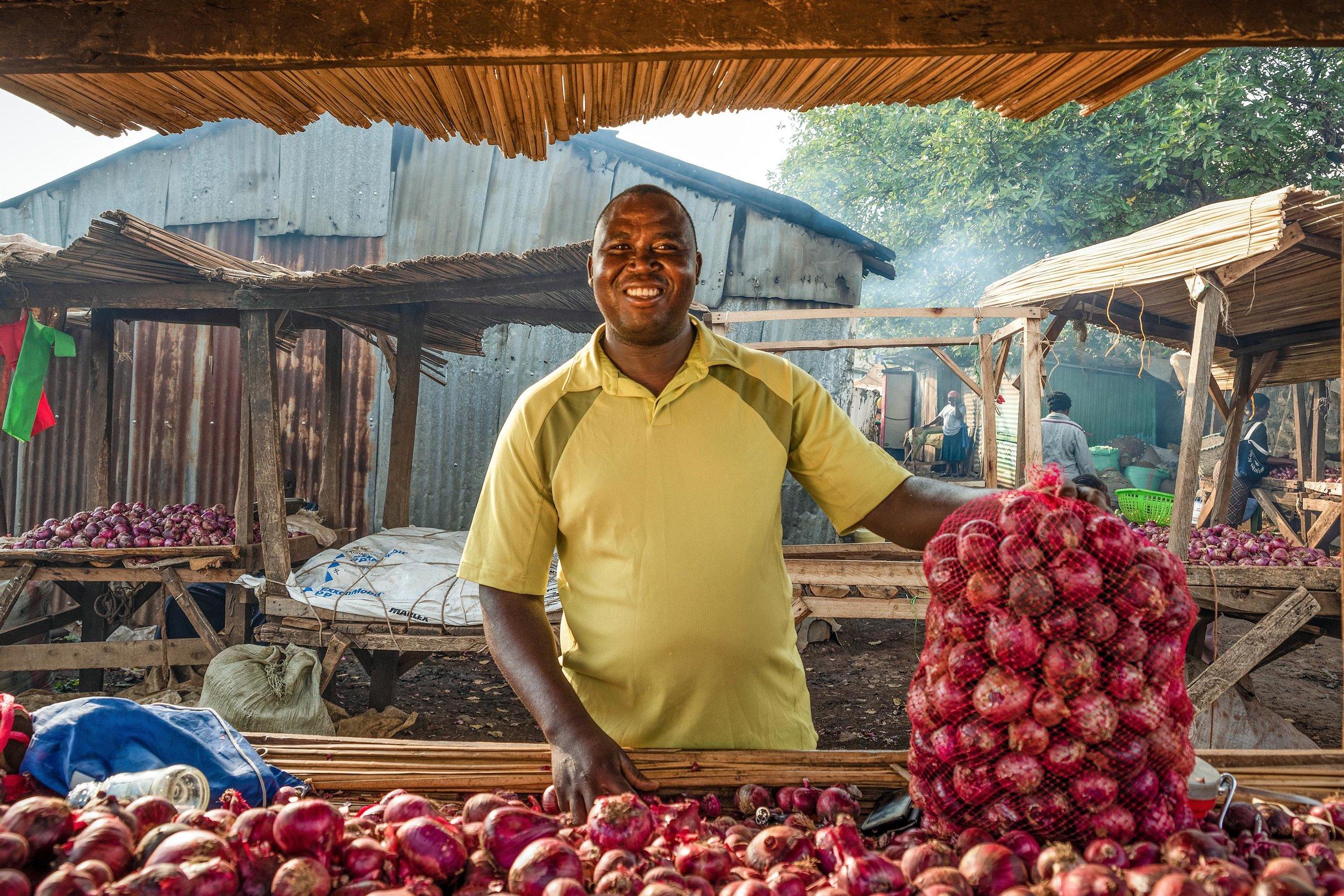 Kenya's booming agricultural sector - RTI International