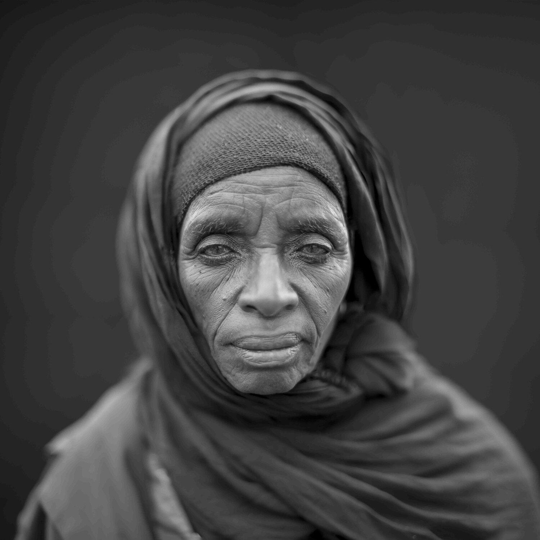 Fatuma Njilo: female, aged 50, Borana community