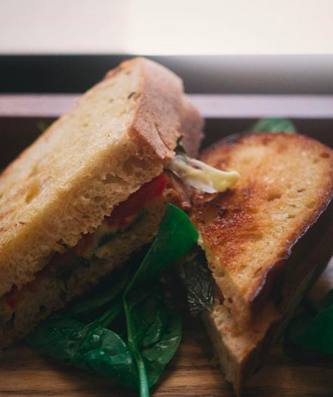 Traditional Toasties - Hand cut wood fired bread. Fresh ingredients. Toasted to order.