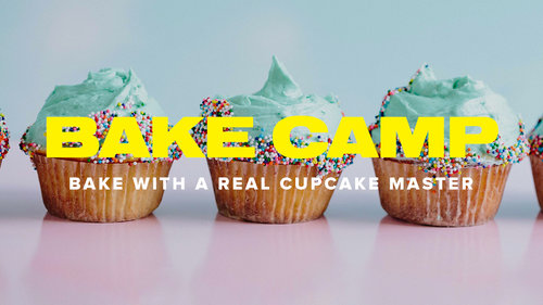 Registration Closed - We're so sorry, but we have closed registration for 2019 Bake Camp because we are already filled to baker-capacity! We look forward to serving you through many of our other 2019 Summer Camp.