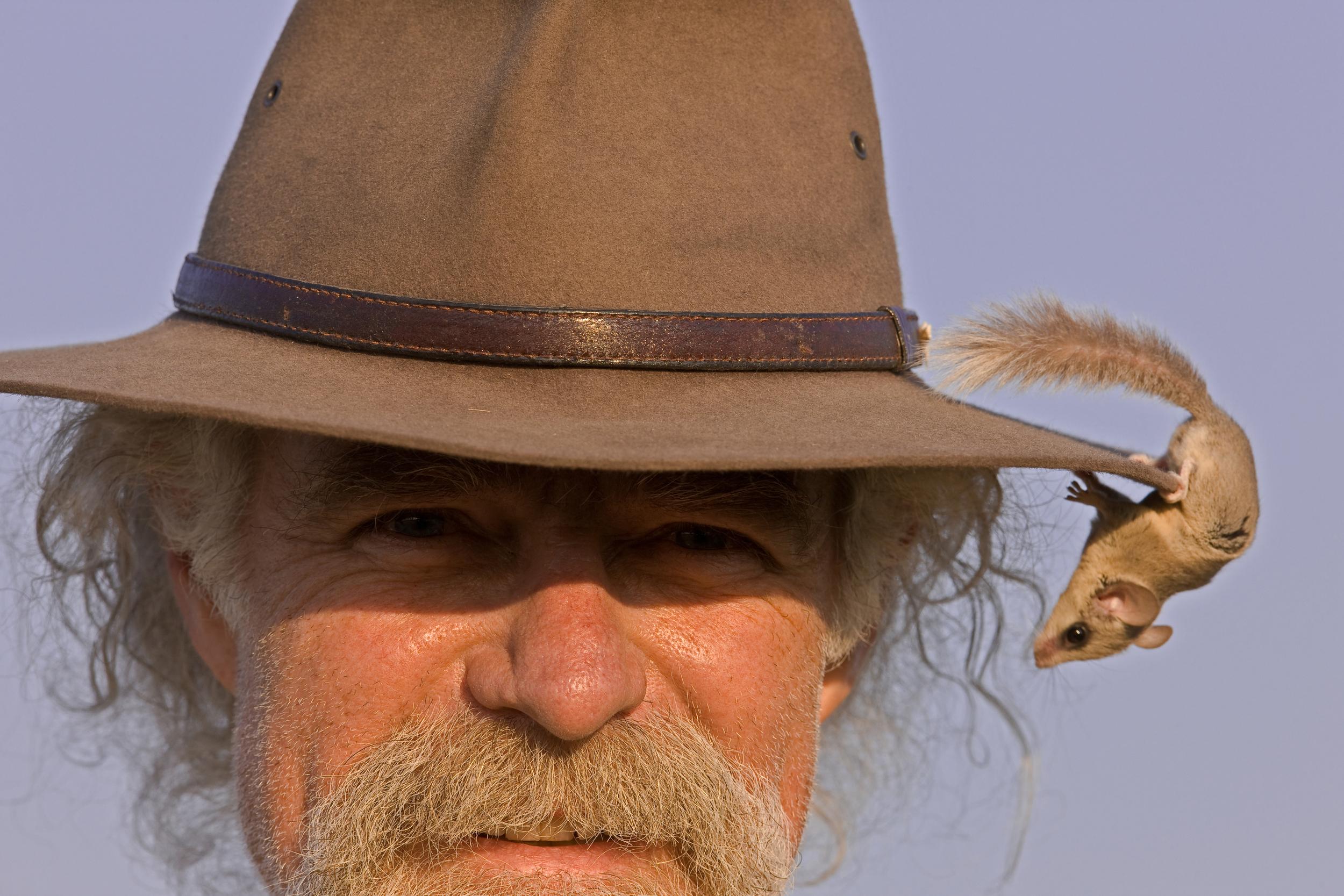Dormouse and jumped on Dereck Joubert Duba_OkavangoDelta_BJoubert_20080908Duba_Okavango Delta_Botswana_BJoubert_080908_3281.jpg