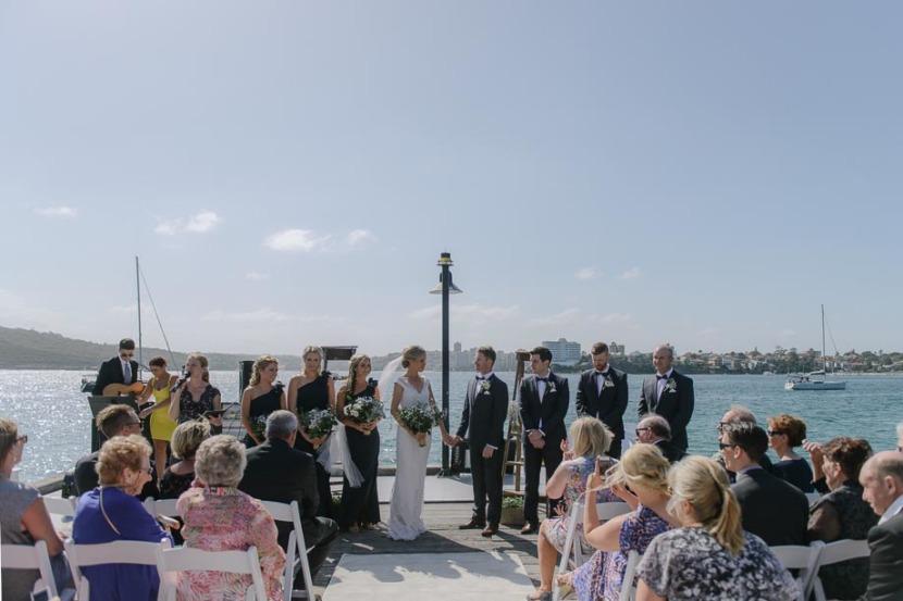 Q Station, Manly Wedding Ceremony