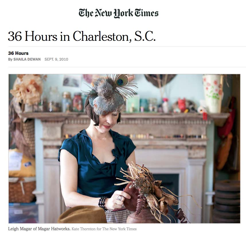 36 Hours in Charleston