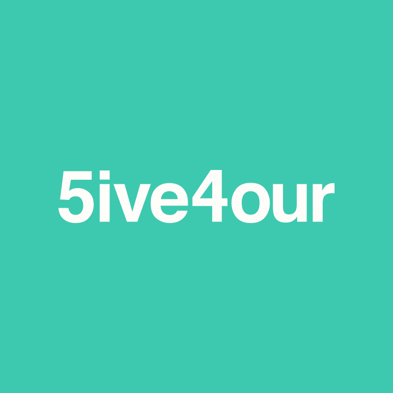 5ive4our Branding
