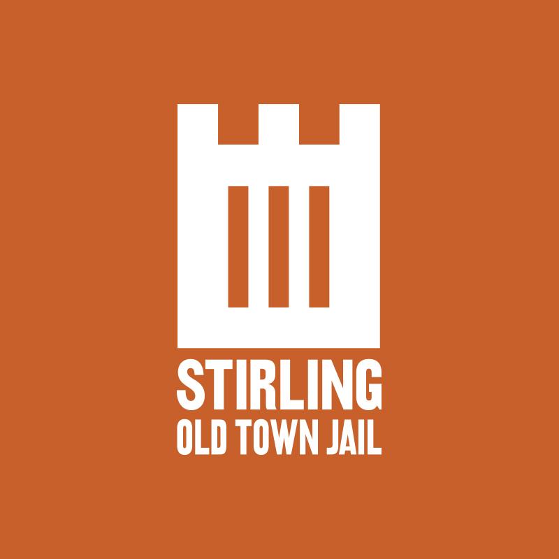 Stirling Old Town Jail Branding