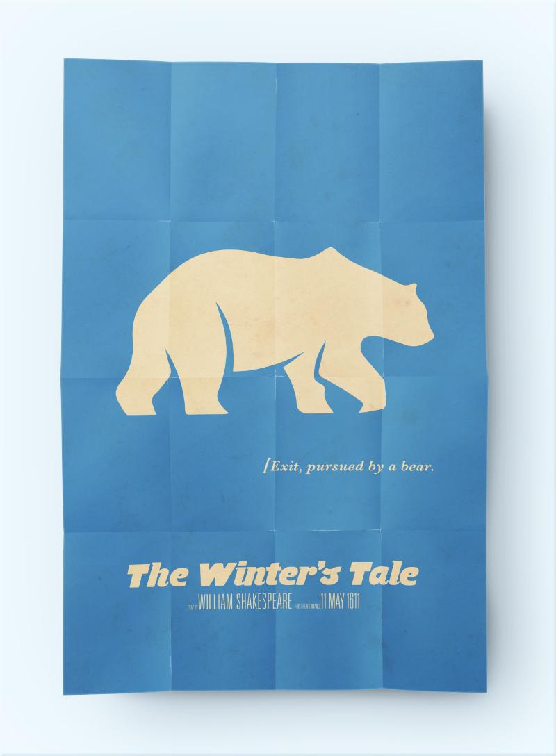 The Winter's Tale Theatre Poster