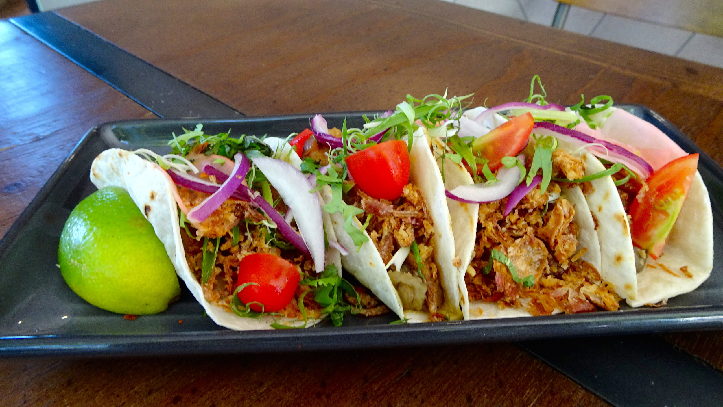 Cafe Kentaro Surry Hills Sydney Not so Mexican Tacos