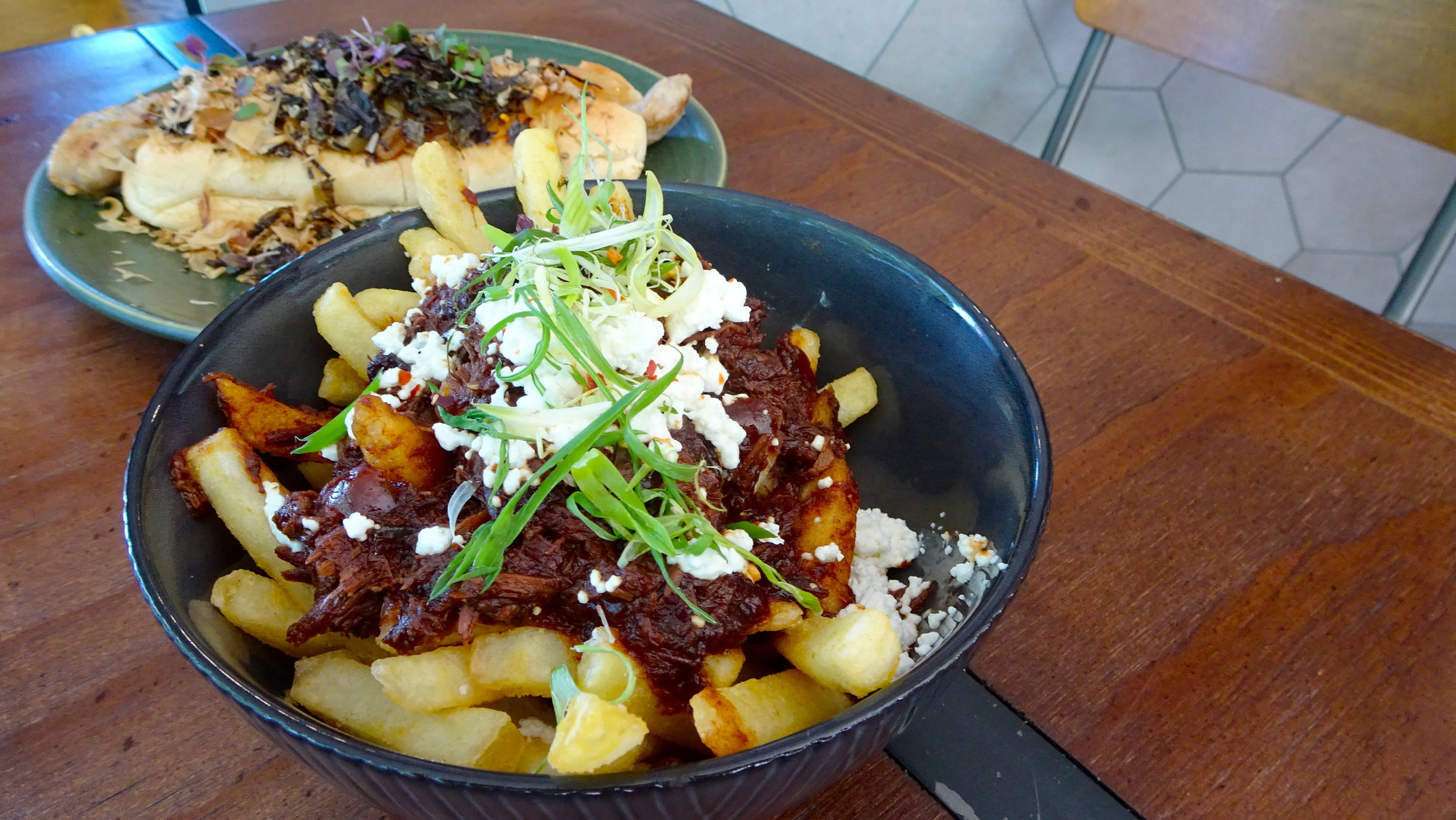 Cafe Kentaro Surry Hills Sydney Japanese Poutine
