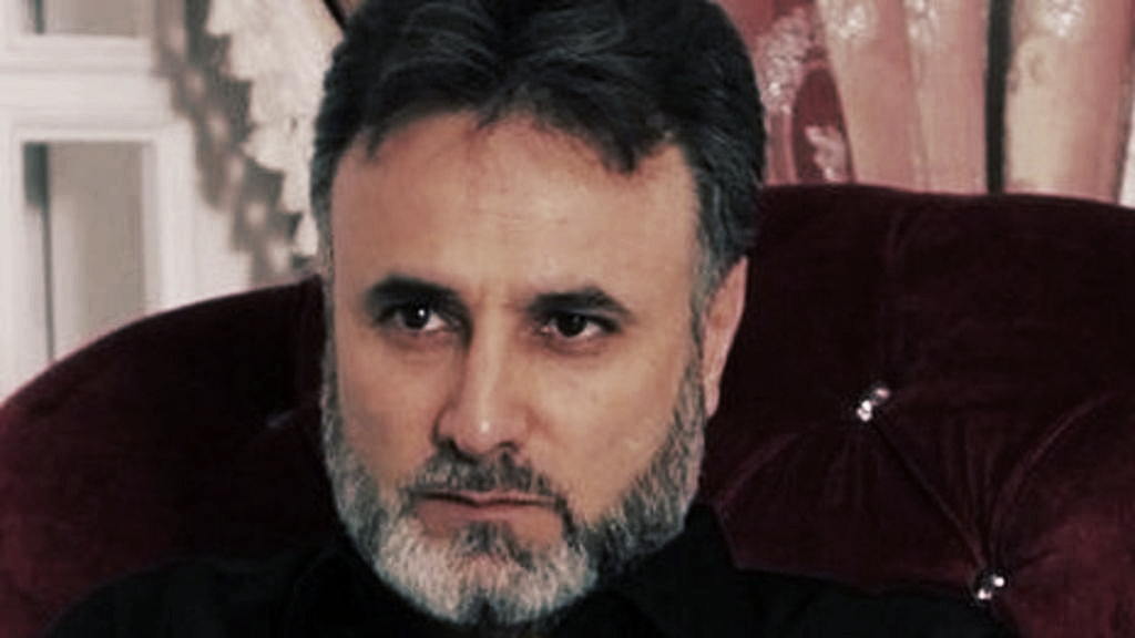 """Umarali Kuvatov, leader of """"Group 24"""": murdered in Istanbul, March 2015"""