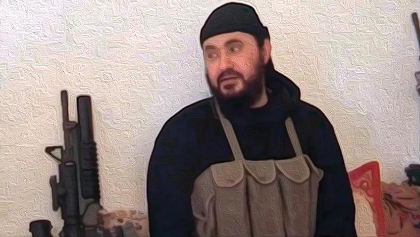 Former leader of Islamic State, Abu Musab al-Zarqawi (image screenshot via Youtube)