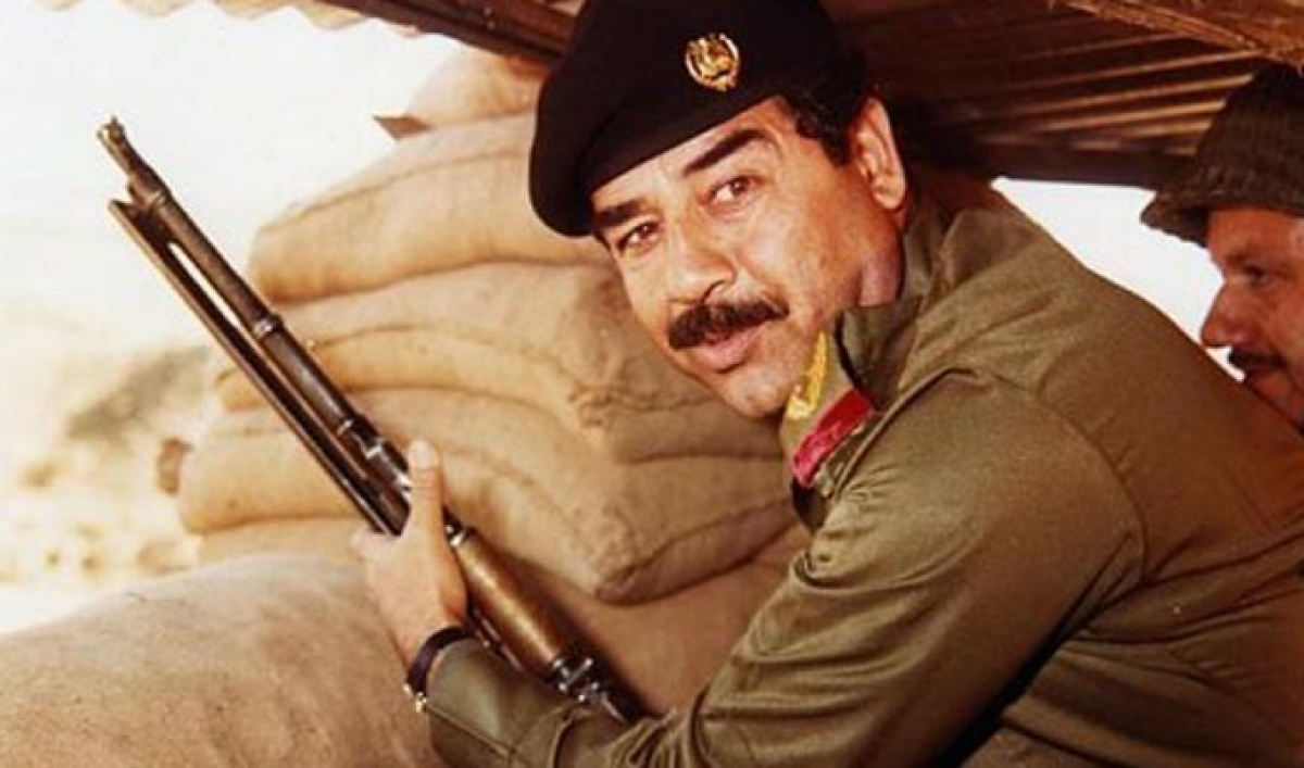 Saddam Hussein: Before being deposed by the U.S coalition in 2003, Saddam had ruled Iraq since 1979.