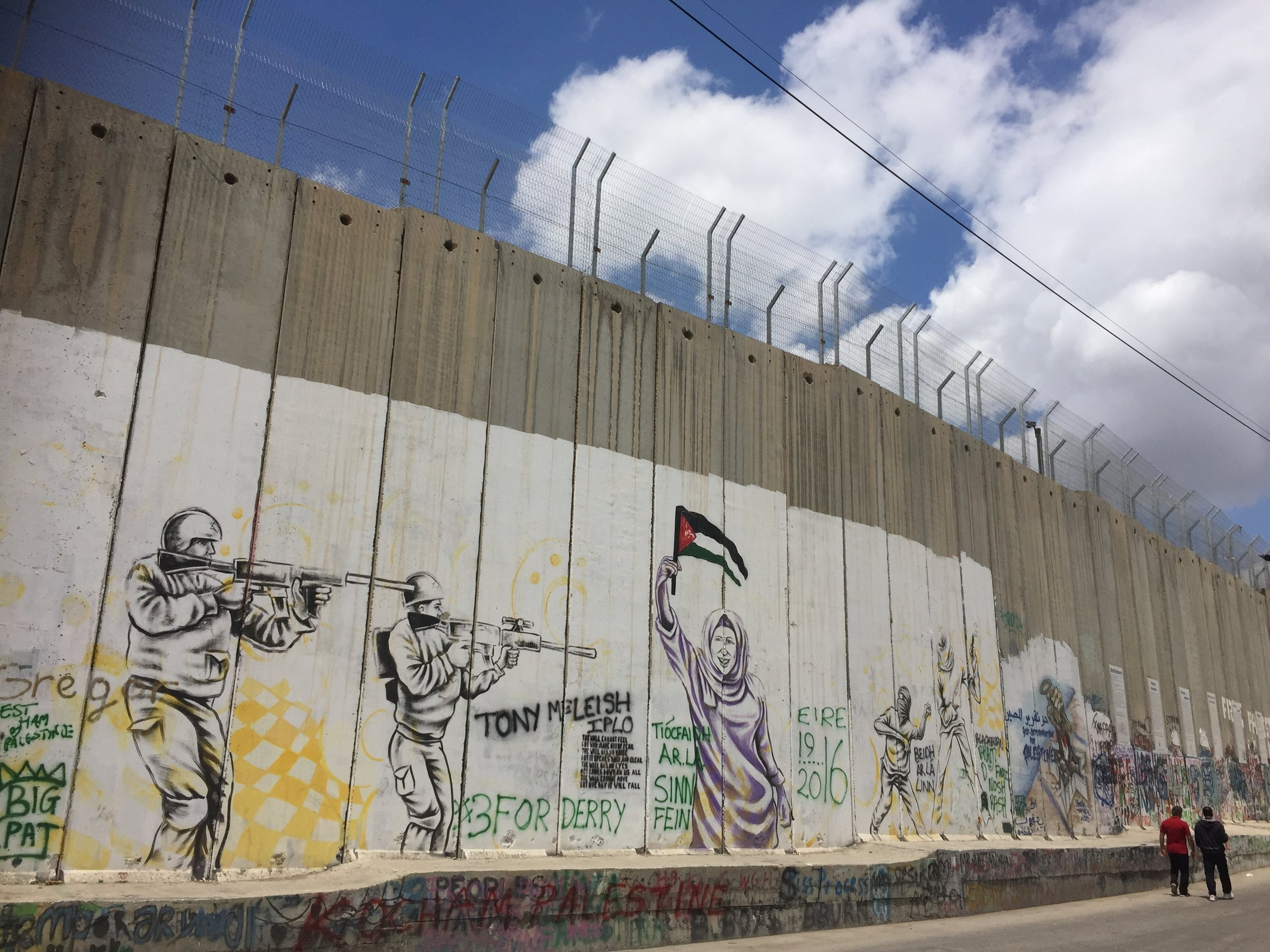 Matthew Williams/The Conflict Archives: The Israeli occupation of Palestinian lands has lasted for five decades.