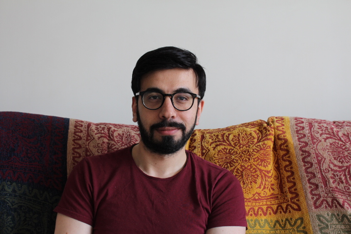 © Matthew Williams/The Conflict Archives: Doctor Thaier Al-Husain: He lived in Raqqa and fled Syria in 2013 after the rise of Islamic State. He now lives in Yeovil.