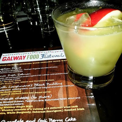 Poitin cocktail