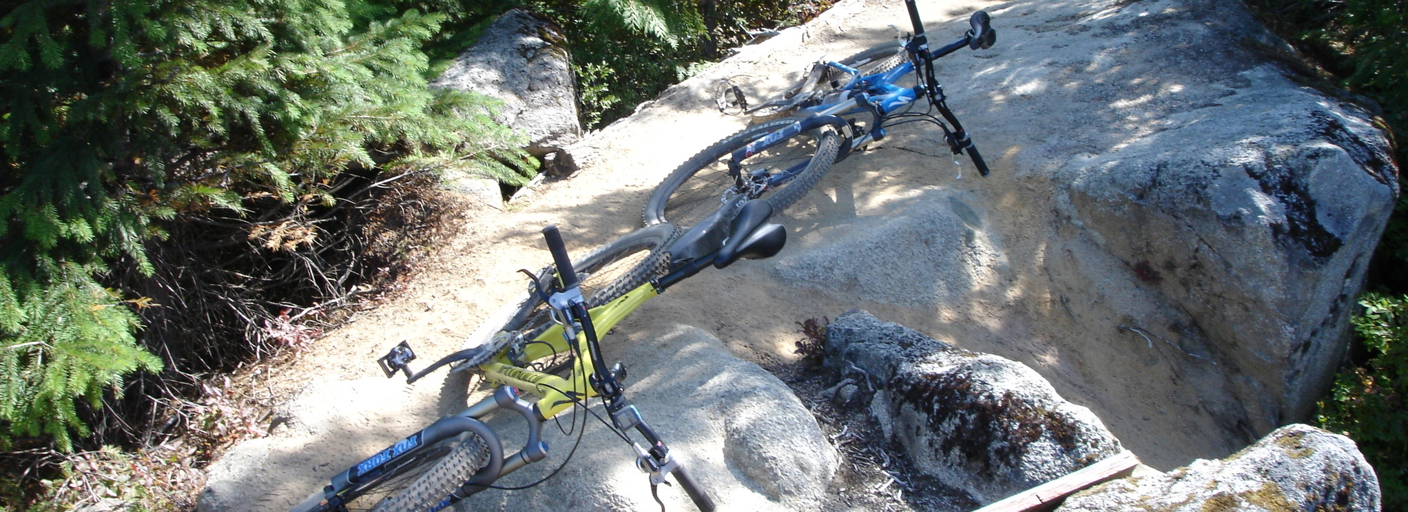Camping & Biking