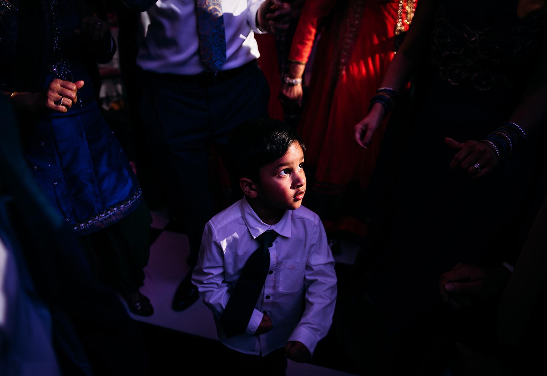 boy on the dancefloor