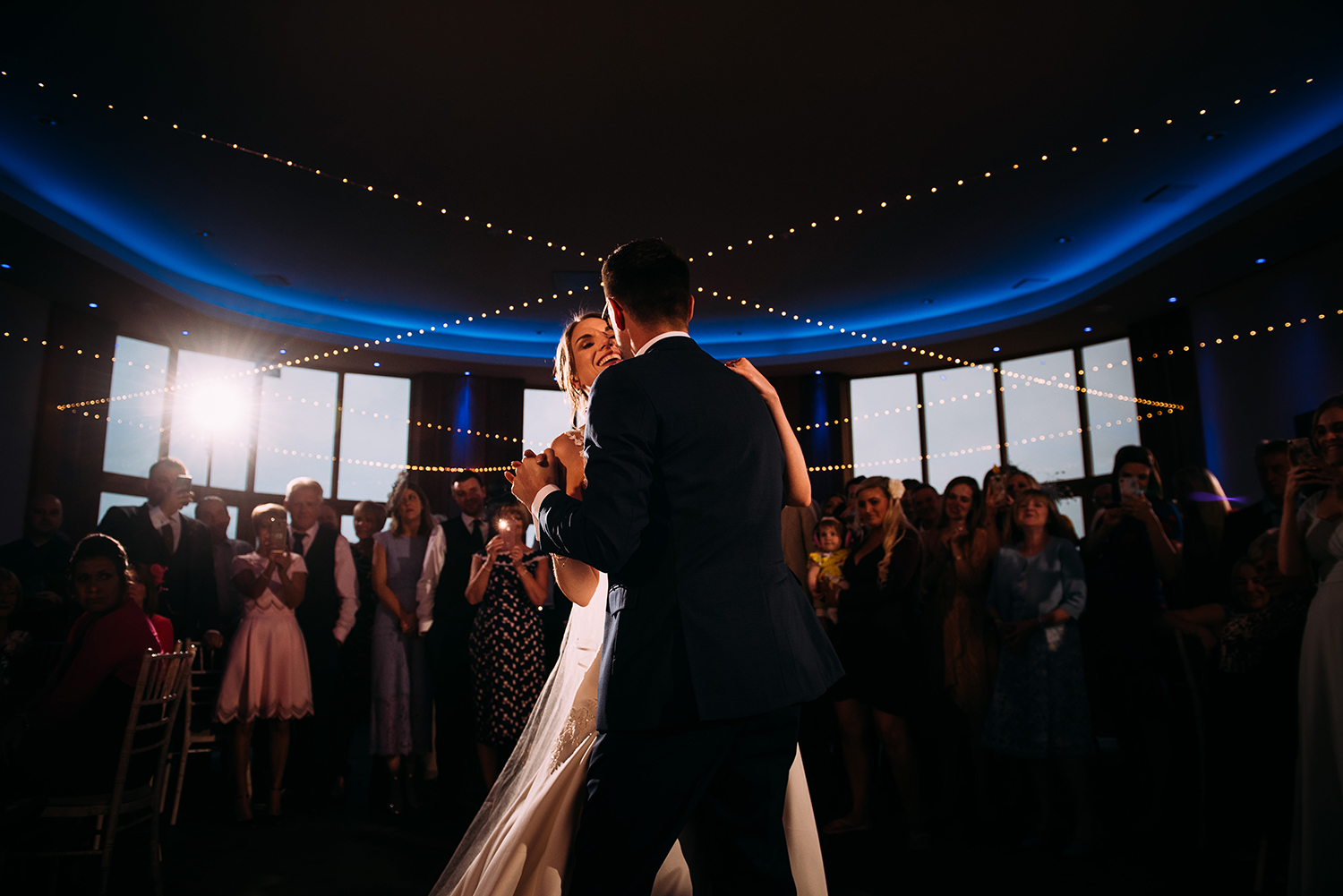 First dance at the Out Barn