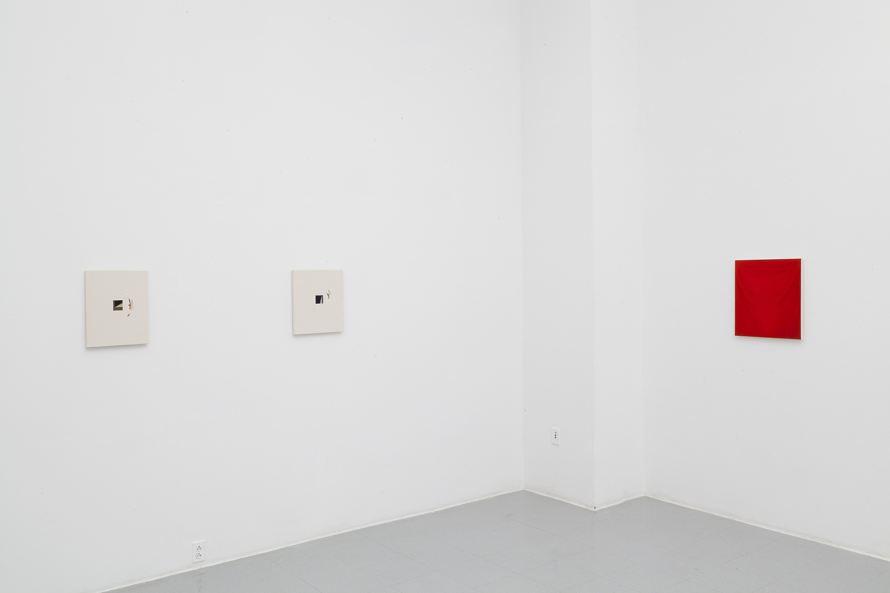 Through a Glass Darkly, group exhibition at the Mason Gross Galleries, September, 2015