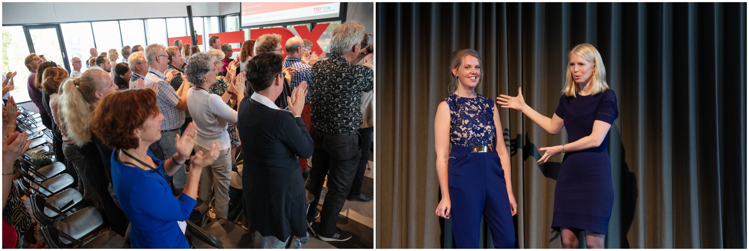 Foto's: TEDxEde