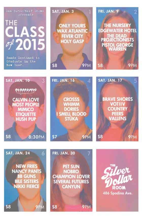 Silver Dollar/ Class of 2015/ Dan Burke Shows