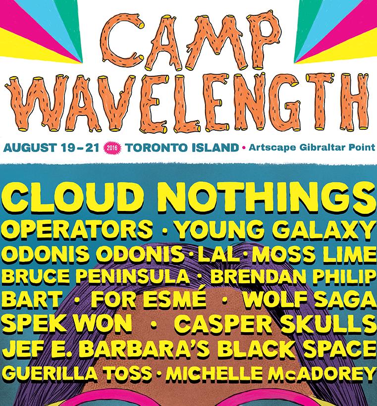 Camp Wavelength 2016