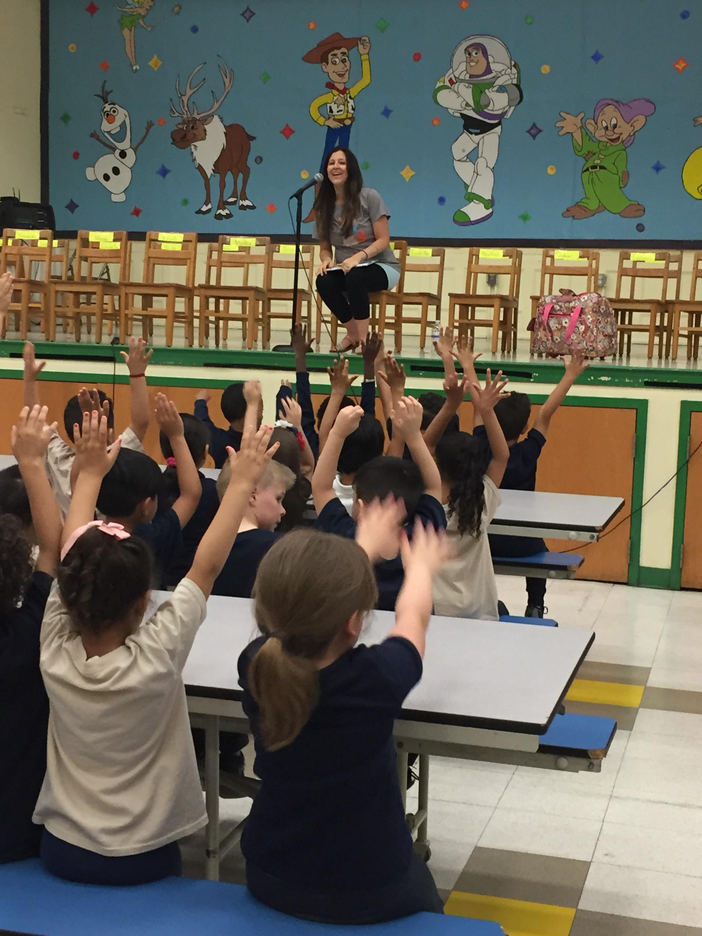 Gorilla school visit Vroom Bayonne NJIMG_6816.JPG