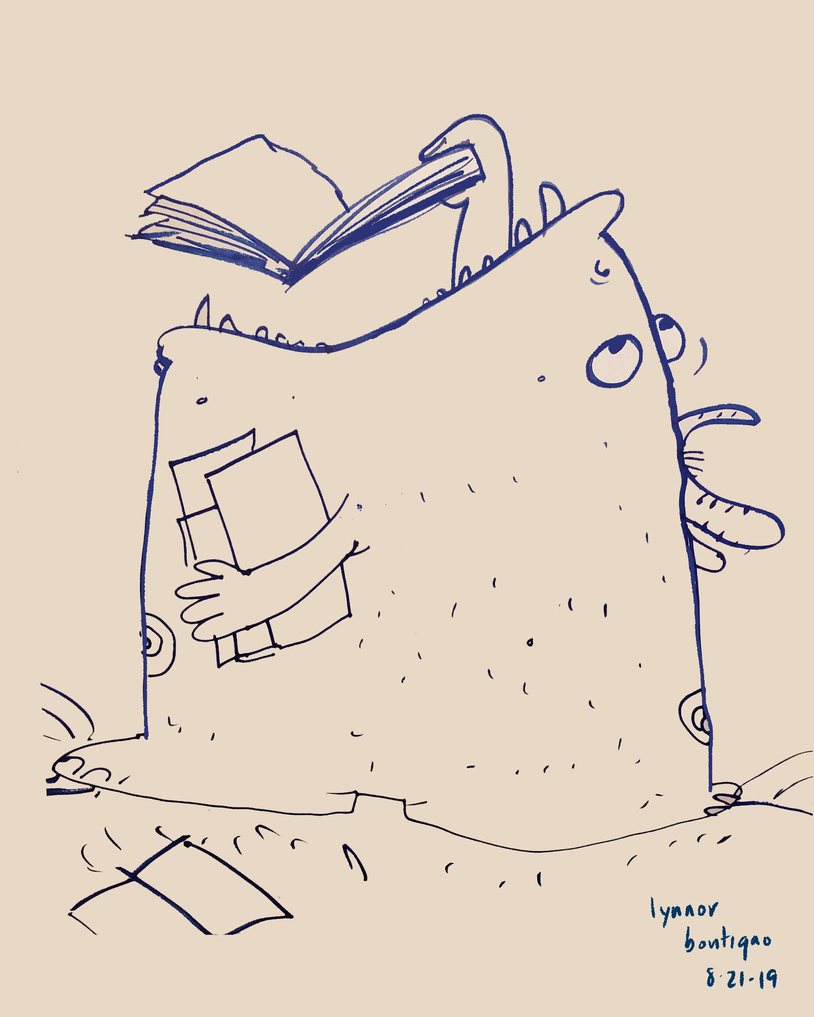 bookmonster
