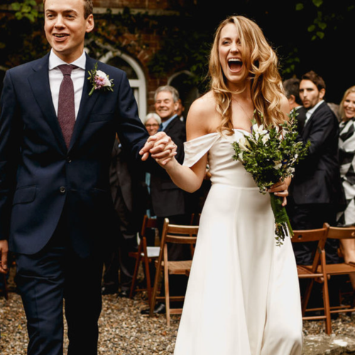 Eve's Story - A self confessed cynic when it came to online training;Eve gives a snapshot into her wedding build up...
