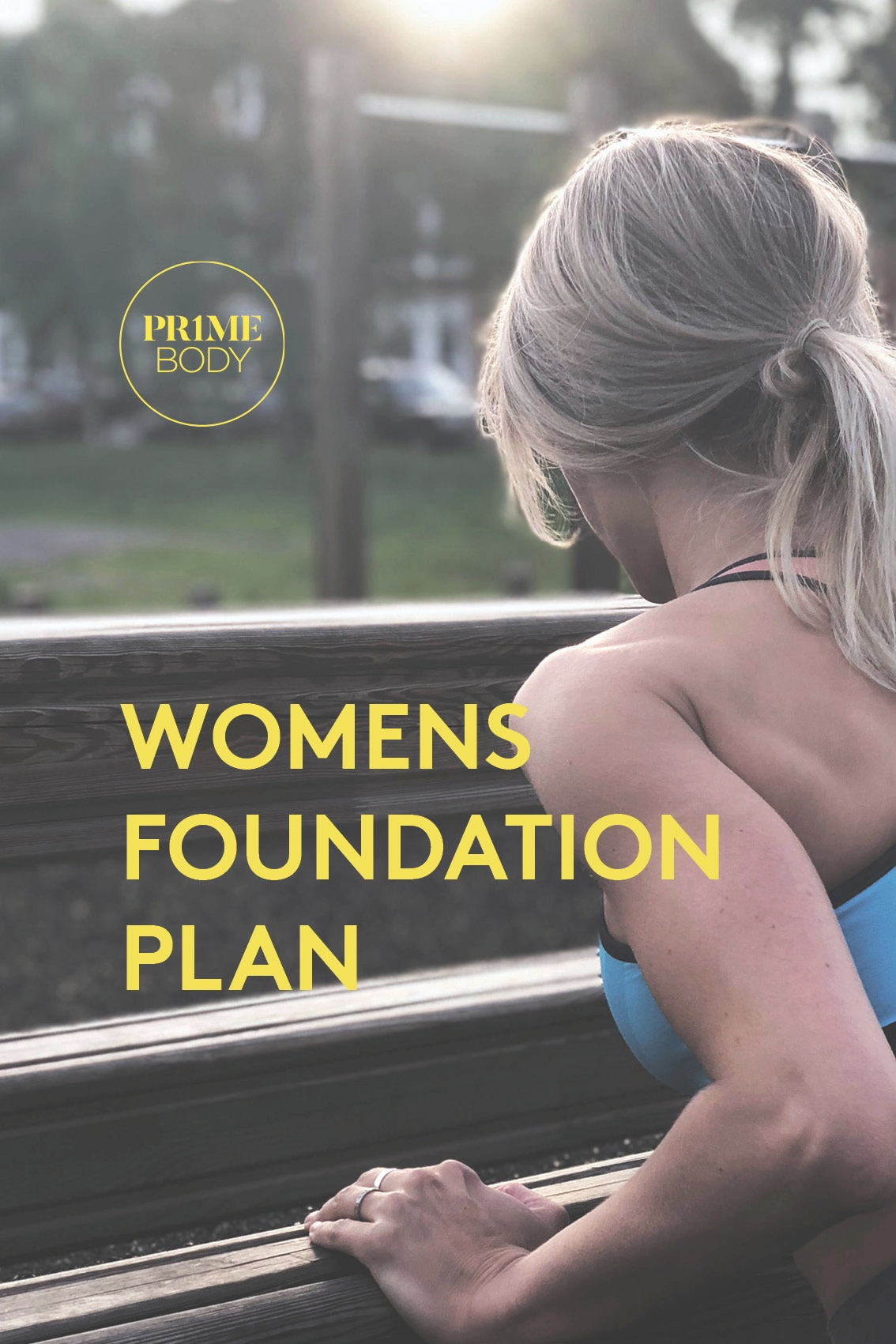 WOMEN'S 12 WEEK FOUNDATION PLAN