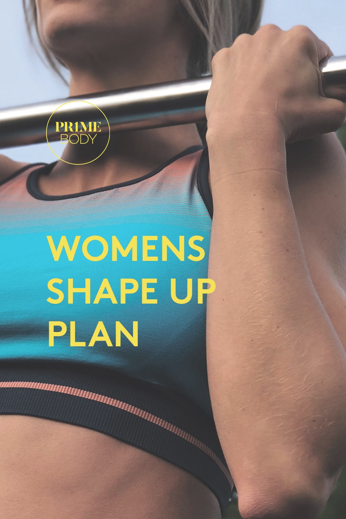 WOMEN'S 12 WEEK SHAPE UP