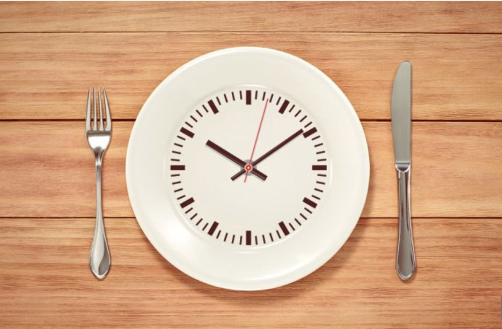 TIME RESTRICTED EATING A.K.A:  Intermittent Fasting