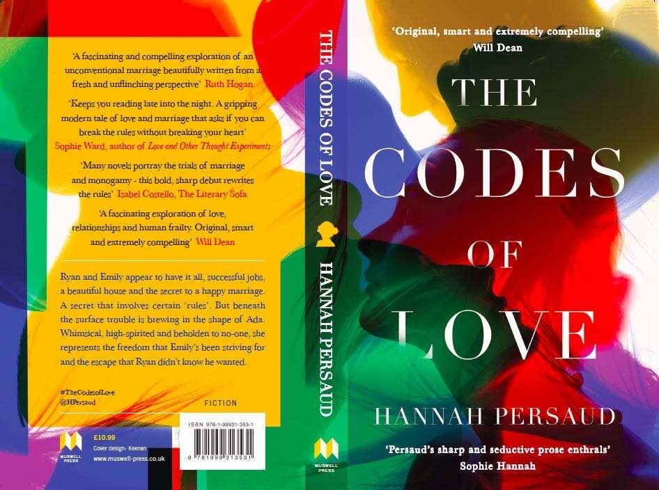 The Codes of Love — Hannah Persaud