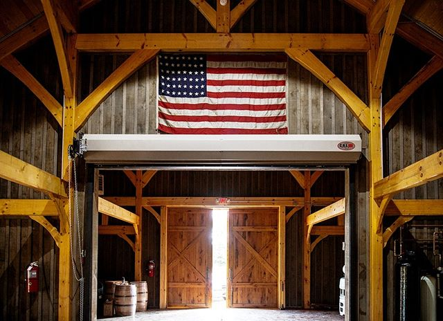 Right where the Stars and Bars belong, above the rest in our still house.⁣ .⁣ .⁣ .⁣ #whiskey #bourbonlifestyle #bourbon #TNWhiskey #TnWhiskeyTrail #smallbatch #smallbiz #distillery #spirits #graintoglass #tennesseewhiskey #tastingroom #whitewhiskey #mixology #craftspirits #handcrafted #smoothfinish #happyhour #brownwater #singlebarrel #whiskeyporn #imbibe #rye #highonrye #whiskeylife #whiskeybar #whiskeylover #whiskeytime #whiskeytown #whiskeybravo