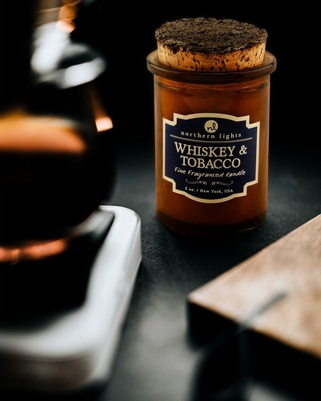 Just can't get enough of that distillery fragrance? Bring the Leiper's Fork essence home with a Northern Lights Whiskey & Tobacco Candle to fill your home with the scents of small-batch whiskey and tobacco!⁣ .⁣ .⁣ .⁣ #bourbonlifestyle #bourbon #whiskey #TNWhiskey #TnWhiskeyTrail #smallbatch #smallbiz #distillery #spirits #graintoglass #tennesseewhiskey #tastingroom #whitewhiskey #mixology #craftspirits #handcrafted #smoothfinish #happyhour #brownwater #singlebarrel #whiskeyporn #imbibe #rye #highonrye #candle #candles #tobacco #fragrance #northernlights #candlelover