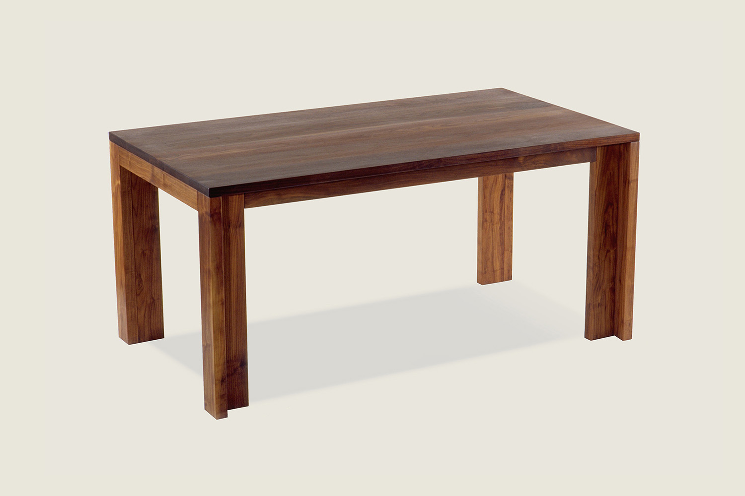 Insight Dining Table in solid oak - Speke Klein