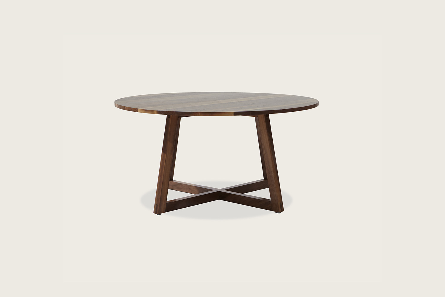 "Finn 36"" Coffee Table in solid walnut - Speke Klein"