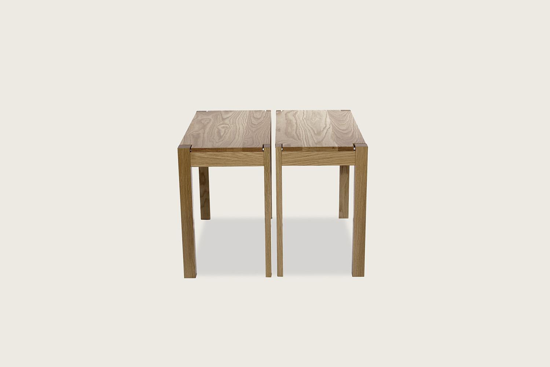 Harris Tables in solid oak - Speke Klein
