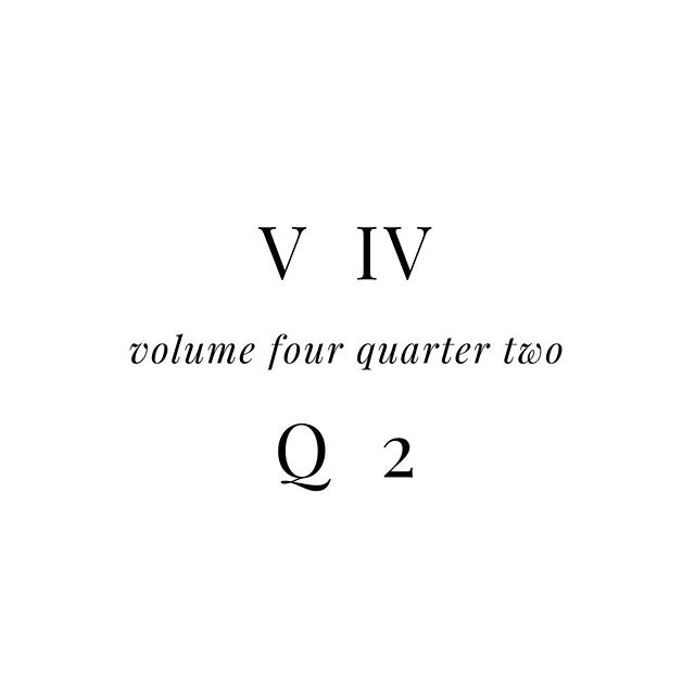 Q2 ending today. Enjoy our new issue with pieces on gender dysphoria, #momlife, waking up, and dogs.
