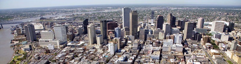 New Orleans in 2007