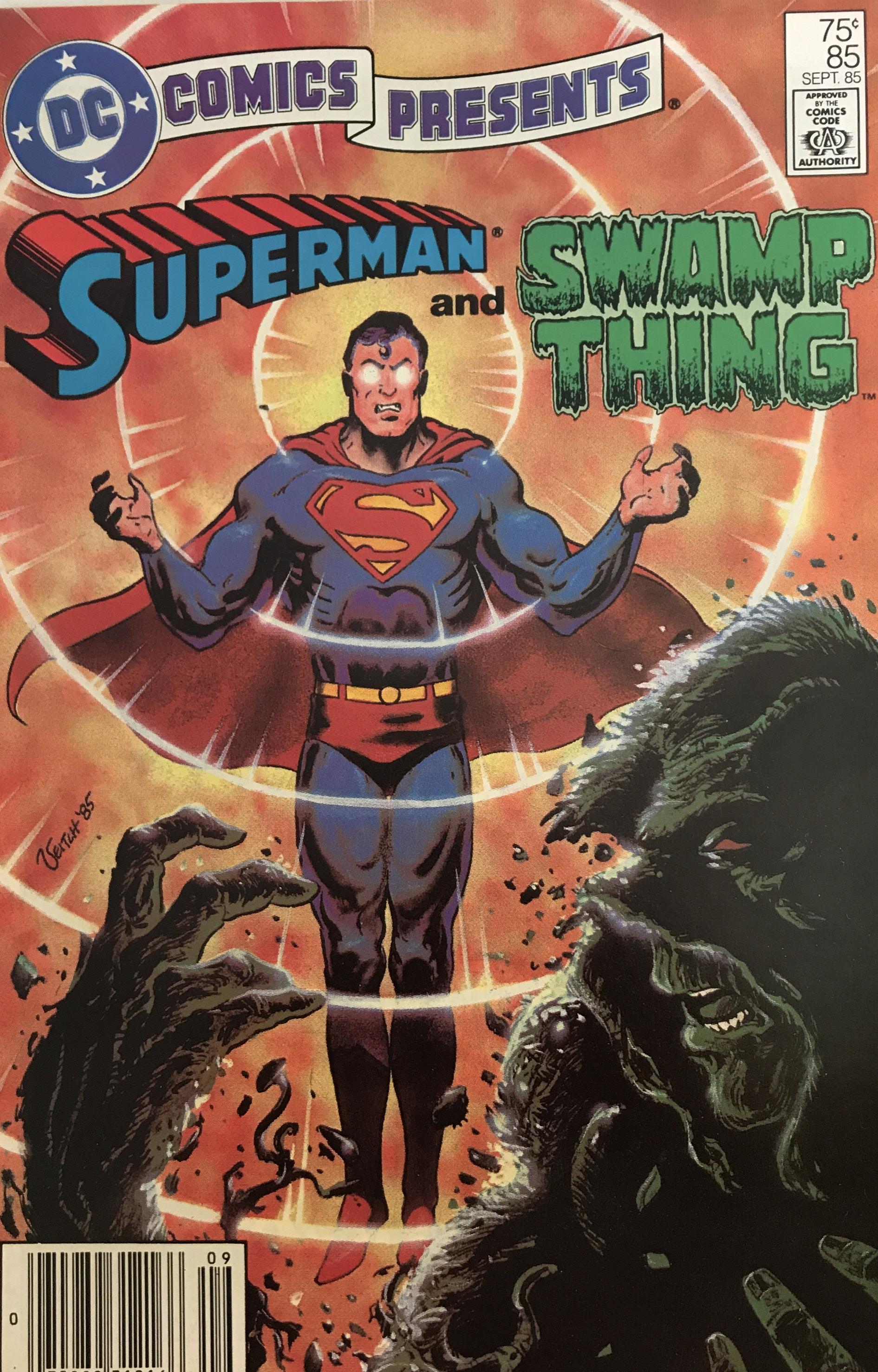 Superman comes to Lousiana