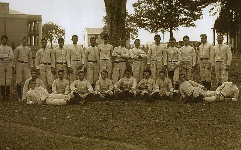 LSU Tigers Football Team, 1894