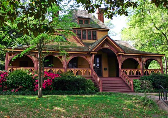 The Wren's Nest in Atlanta's Historic West End